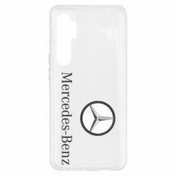 Чехол для Xiaomi Mi Note 10 Lite Mercedes-Benz Logo