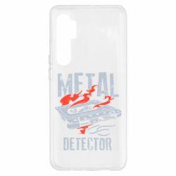 Чохол для Xiaomi Mi Note 10 Lite Metal detector