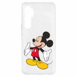 Чохол для Xiaomi Mi Note 10 Lite Mickey Mouse