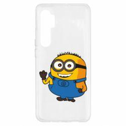 Чехол для Xiaomi Mi Note 10 Lite Mignon smiles
