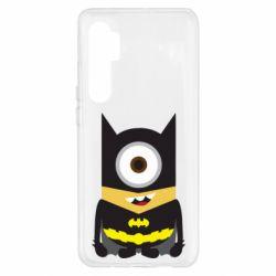 Чохол для Xiaomi Mi Note 10 Lite Minion Batman