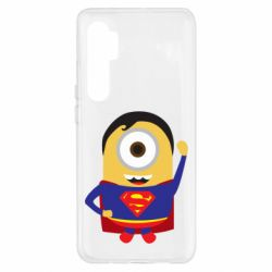 Чохол для Xiaomi Mi Note 10 Lite Minion Superman