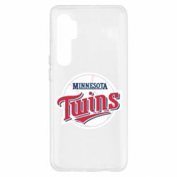 Чохол для Xiaomi Mi Note 10 Lite Minnesota Twins