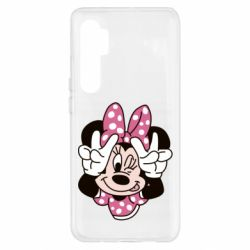 Чехол для Xiaomi Mi Note 10 Lite Minnie Mouse