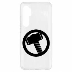 Чехол для Xiaomi Mi Note 10 Lite Молот Тора