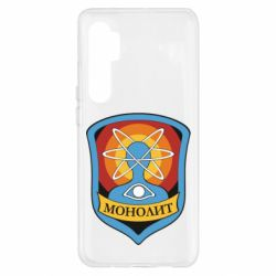 Чохол для Xiaomi Mi Note 10 Lite Monolith