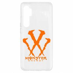 Чохол для Xiaomi Mi Note 10 Lite Monster Energy W