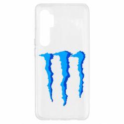 Чохол для Xiaomi Mi Note 10 Lite Monster Stripes