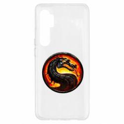 Чохол для Xiaomi Mi Note 10 Lite Mortal Combat