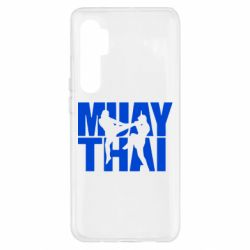 Чохол для Xiaomi Mi Note 10 Lite Муай Тай