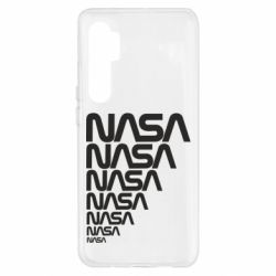 Чехол для Xiaomi Mi Note 10 Lite NASA