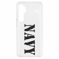 Чохол для Xiaomi Mi Note 10 Lite NAVY