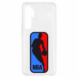 Чохол для Xiaomi Mi Note 10 Lite NBA