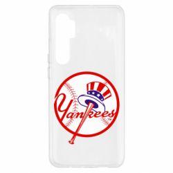 Чохол для Xiaomi Mi Note 10 Lite New York Yankees