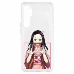 Чохол для Xiaomi Mi Note 10 Lite Nezuko