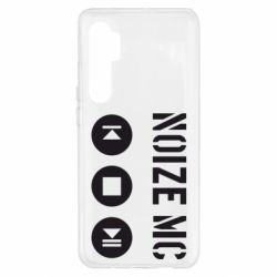 Чохол для Xiaomi Mi Note 10 Lite Noize MC-плеєр