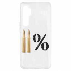 Чохол для Xiaomi Mi Note 10 Lite Одинадцять відсотків