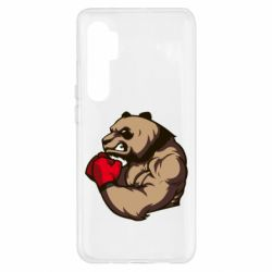 Чехол для Xiaomi Mi Note 10 Lite Panda Boxing