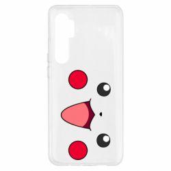 Чехол для Xiaomi Mi Note 10 Lite Pikachu Smile
