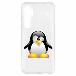 Чохол для Xiaomi Mi Note 10 Lite Пінгвін