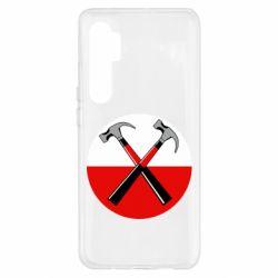 Чохол для Xiaomi Mi Note 10 Lite Pink Floyd Main Logo