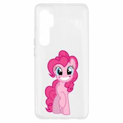Чехол для Xiaomi Mi Note 10 Lite Pinkie Pie smile