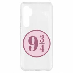 Чохол для Xiaomi Mi Note 10 Lite Platform nine and three quarters