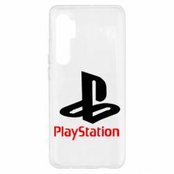 Чохол для Xiaomi Mi Note 10 Lite PlayStation