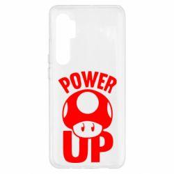 Чохол для Xiaomi Mi Note 10 Lite Power Up Маріо гриб