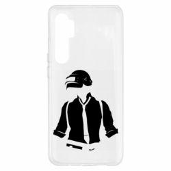 Чохол для Xiaomi Mi Note 10 Lite PUBG Hero Men's