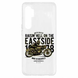 Чохол для Xiaomi Mi Note 10 Lite Raisin Hell Moto Racer