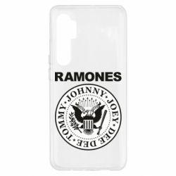 Чохол для Xiaomi Mi Note 10 Lite Ramones