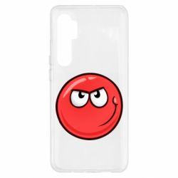 Чехол для Xiaomi Mi Note 10 Lite Red Ball game