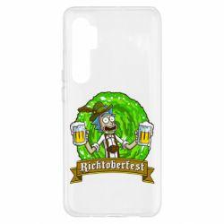 Чехол для Xiaomi Mi Note 10 Lite Ricktoberfest