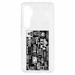 Чохол для Xiaomi Mi Note 10 Lite Роck logo