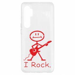 Чохол для Xiaomi Mi Note 10 Lite З гітарою