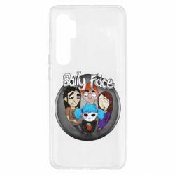 Чехол для Xiaomi Mi Note 10 Lite Sally face soundtrack