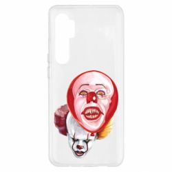 Чохол для Xiaomi Mi Note 10 Lite Scary Clown