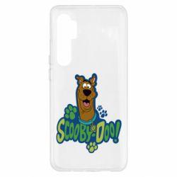Чехол для Xiaomi Mi Note 10 Lite Scooby Doo!