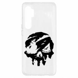 Чехол для Xiaomi Mi Note 10 Lite Sea of Thieves skull