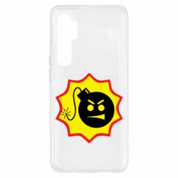 Чехол для Xiaomi Mi Note 10 Lite Serious Sam