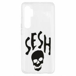 Чехол для Xiaomi Mi Note 10 Lite Sesh skull