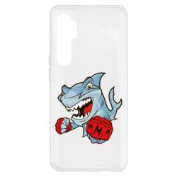 Чохол для Xiaomi Mi Note 10 Lite Shark MMA