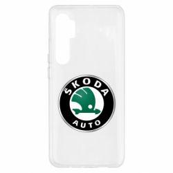 Чохол для Xiaomi Mi Note 10 Lite Skoda Auto