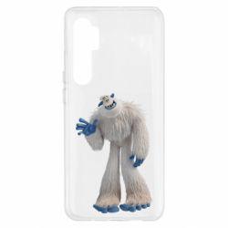 Чохол для Xiaomi Mi Note 10 Lite Smallfoot Migo