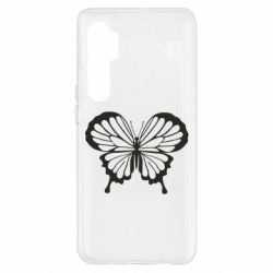 Чехол для Xiaomi Mi Note 10 Lite Soft butterfly