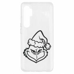 Чехол для Xiaomi Mi Note 10 Lite Сolor Grinch