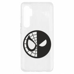 Чехол для Xiaomi Mi Note 10 Lite Spider Man and Deadpool