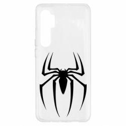 Чехол для Xiaomi Mi Note 10 Lite Spider Man Logo