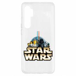 Чохол для Xiaomi Mi Note 10 Lite Star Wars Lego